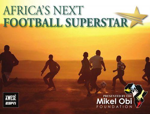 MIKEL OBI FOUNDATION PRESENTATION