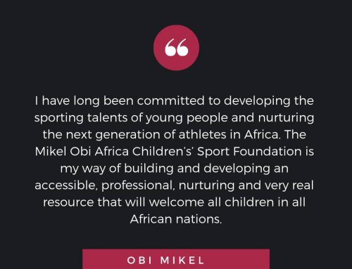 The Mikel Obi Sports Foundation